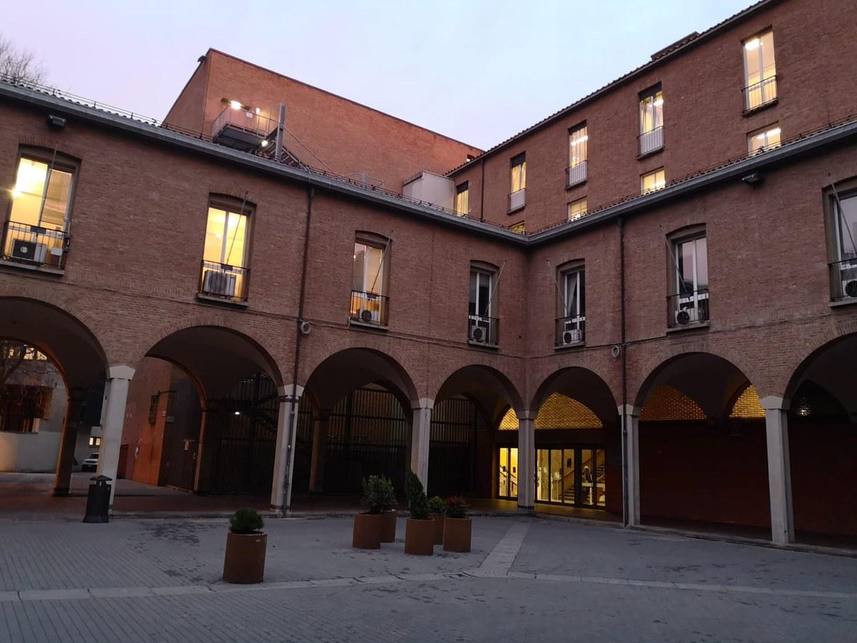 Piazza Scaravilli - Bologna