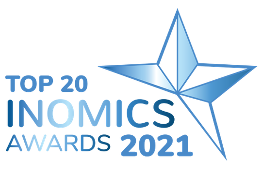 """DSE has been chosen as one of the """"Notable Mentions - Top 20 Places to Do a PhD"""" of the 2021 INOMICS Awards"""
