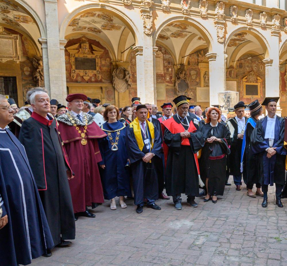 Bologna Process Beyond 2020 - Biblioteca dell'Archiginnasio - Piazza Galvani 1 - Bologna - 24 giugno 2019