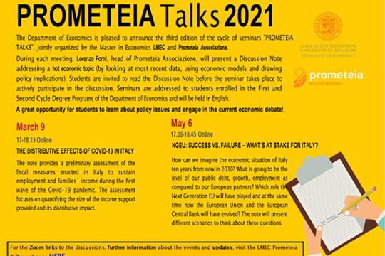 Prometeia Talks 2021